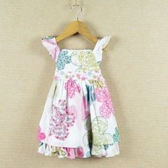 Beautiful Layered Spring/Summer dress available at www.jrfashionista.com