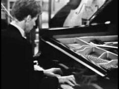 "Van Cliburn ""Hungarian Rhapsody No 12"" Liszt  1975"