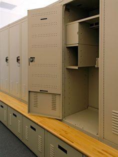 Personal Storage Locker and Bench Seat