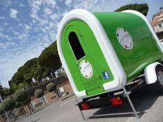 Marque - MAZAKI motor.  Produits - Food truck, remorque snack, trailers, food trailer, remorque street food, roulotte. Production - Made In France.  www.mazakimotor.com contact@mazakimotor.com
