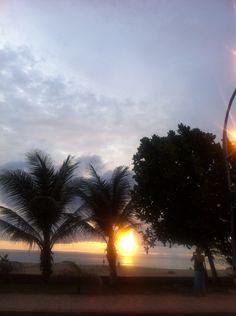 Sun Set at Karon Beach