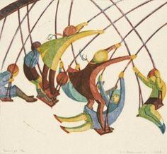Swings, Ethel Spowers
