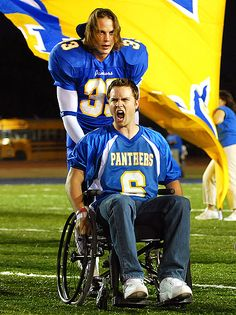Scott Porter, Taylor Kitsch, ... | The Texan footballers experienced it all: Paralysis, fist fights, trips to Mexico, falling for the same girl, and, most importantly, dreaming about living large in