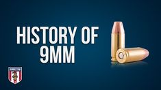 9mm Ammo - History #AmmoHistory #Ammo #9mm #9mm #9mmAmmoHistory