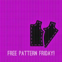 Australian Sewing Guild Inc: Free Pattern Friday! The Elegant Eva Dress