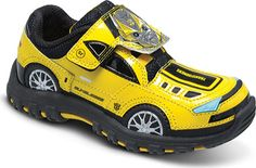 SHOE BUY SHOE BUY Stride Rite Bumblebee Lighted with FREE Shipping & Returns. Watch them  transform  before his eyes. New Transformers by Stride Rite go from car to robot mode