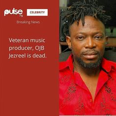 Veteran music producer and singer OJB Jezreel 49 is dead. Babatunde Okungbowa aka OJB Jezreel is reported to have passed on an hour ago today June 14 2016. . .  Close sources revealed the music maestro who had a kidney transplant in 2013 failed last week and his family had to keep him on N35 000 dialysis daily to overcome the relapse.  OJB sadly passes on a month to his 50th birthday. His body has been deposited in a morgue at Isolo General Hospital.  May his soul rest in peace. . . Cc…