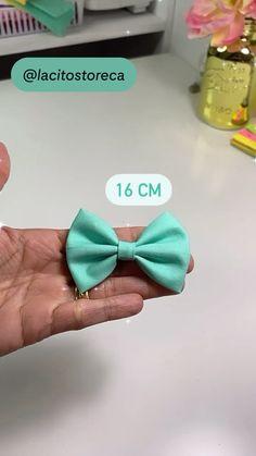 Make Hair Bows, Fabric Hair Bows, Ribbon Hair Bows, Bows For Babies, Baby Girl Bows, Fabric Bow Tutorial, Hair Bow Tutorial, Diy Baby Headbands, Diy Headband