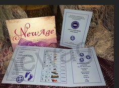 """προσκλητηριο βαφτισης """"δίπλωμα οδήγησης"""" New Age, Event Ticket"""