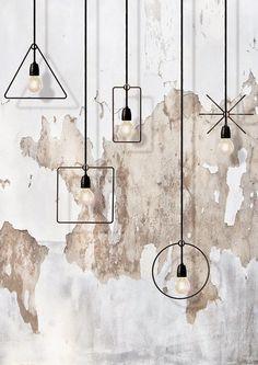 Geometry lamp by MICROmacro