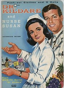 Hello, Dr Kildare and Nurse Susan!  I was so in love with him!!  ...MKL...
