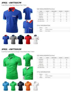49faaf0d024 Amazon.com  Xpril Men s Color Effect Collar Short Sleeve Polo T Shirt   Clothing