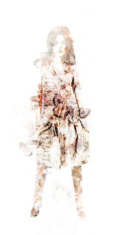"Abstract Serie ""Senyoreta 3"""