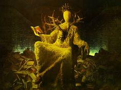 The king in yellow : creepy