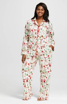 727b34df82b5 10 Cute Plus Size Pajama Sets Perfect For The Holidays