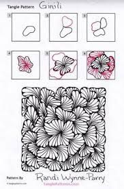 Image result for zentangle paso a paso