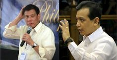 Trillanes dismisses Dutertes SWS survey as rigged and invalid says its just propaganda #RagnarokConnection