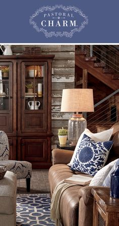 Pastoral Charm™ - Fresh, Neutrals, Serene Furniture Style - Living Room Accessories - Ashley Furniture
