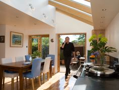 Check out our architect/designer gallery of home design projects, house plans, loft, garage & house conversions, kitchen & bathroom designs & extensions.