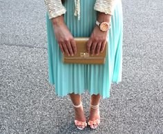 She's Intentional: the Dainty Jewell's Blog | Tips for keeping your wardrobe fashionable yet modest.