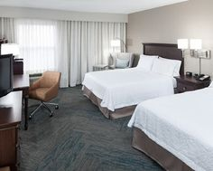 Hampton Inn Fort Lauderdale Airport North Hotel - Standard Queen