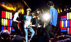 They boys - Dublin (5/23/14) Via Twitter