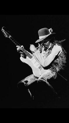 Jimi Hendrix …