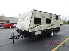 New 2018 Coachmen RV Clipper Cadet 17CBH Travel Trailer at General RV | Wayland, MI | #153885