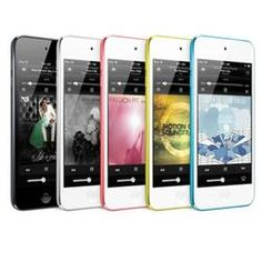 Apple iPod touch (5th generation)  32GB  $299.00