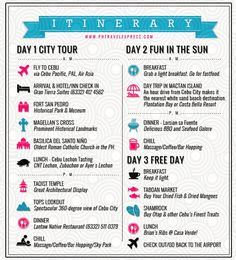 Cebu 3 Day Itinerary: Spectacular Places You Need to Visit Around the City | PH Travel Express