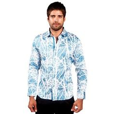 """#Christmas Additional Info Barabas Men's """"Forest"""" Button Down Shirt for Christmas Gifts Idea Deal . Christmas  is a beautiful season, but let's be honest: It can also be stressful in addition to method over-stimulating when you have a new thousand adventures and the ones to determine. We've protecte..."""