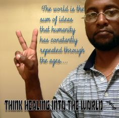 THINK HEALING by Peace -