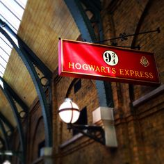 #Hogwarts Express, #Kingscross Station, #Harry Potter, #Orlando