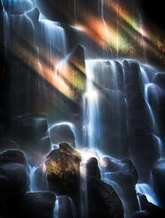 Waterfall Prism By: Chris VenHaus: