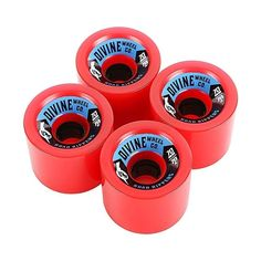 """Divine Road Rippers """"Thunder Hand"""" 65mm. Duro's: 78A."""