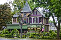 Image detail for -Victorian home harkens back to an olde age - MercerSpace