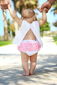Ruffle Butts -RuffleButts Woven Swiss Dot With Pink Ruffles Bloomer- Trendy and Stylish Designer Baby Clothes. Find|Buy|Shop|Compare|LollipopMoon.com only $24.00 - Ruffle Butts Collection