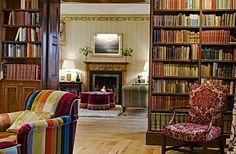 scottish library