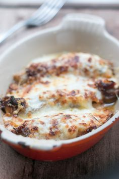 Endive and Ham Gratin   David Lebovitz  Oh my - perfect for a rainy night in Southern California - Thank you David!