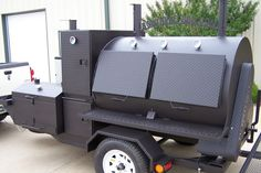 4860 Rotisserie BBQ Grill/Smoker/Cooker Compact Catering Set by Heartland Cooker #HEARTLANDCOOKERSandSMOKERS