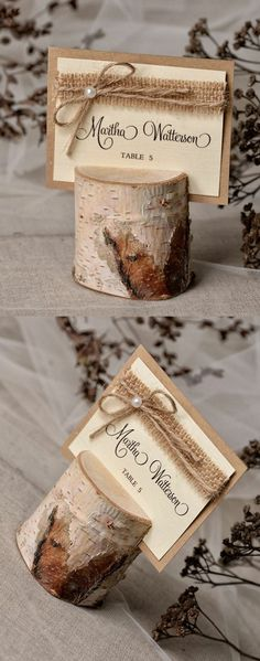 Idée marque place a imprimer et porte menu mariage champetre - Wedding Table, Diy Wedding, Rustic Wedding, Wedding Ideas, Rustic Invitations, Wedding Invitations, Wedding Planning Mug, Wedding Decorations, Table Decorations
