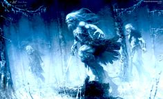 Game of the Thrones - White Walkers by Redan23.deviantart.com on @deviantART