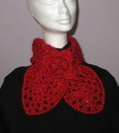crochet scarf - Google-haku
