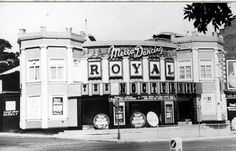 The Tottenham Royal, Tottenham High Road 1967 Vintage London, Old London, North London, London City, Enfield Middlesex, Swinging London, London History, London Theatre