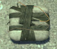 C-4 Explosive | For those who want a real-life reference picture, here is a few blocks ...