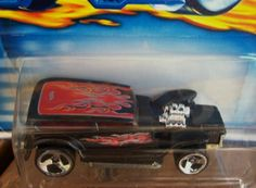 HOT WHEELS 2001 COLLECTOR # 105 DEMON FREE SHIPPING!!