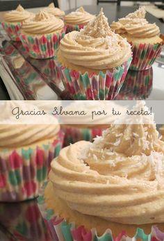 Recetas de Cupcakes base