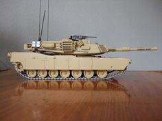 M1 Abrams & 2 Three primary versions of the M1 Abrams have actually been deployed, the M1, M1A1, and M1A2, integrating enhanced armament, defense and electronic devices. These improvements and other upgrades to in-service tanks, have actually allowed this long-serving automobile to continue to be in front-line service. In addition, advancement for the improved M1A3 version has actually been known because 2009.