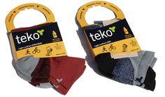 Teko Socks Are Good & Green