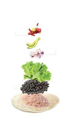 How to make quick, easy vegan and vegetarian meals, including a veggie burrito. Vegan Foods, Vegan Vegetarian, Vegetarian Recipes, Plant Based Eating, Plant Based Diet, Meatless Chicken, Veggie Burrito, Vegan Restaurants, Gourmet